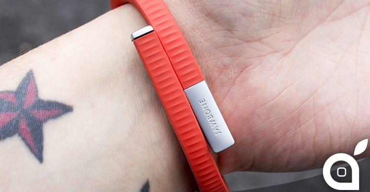 Jawbone interrompe la produzione dei fitness tracker della linea UP
