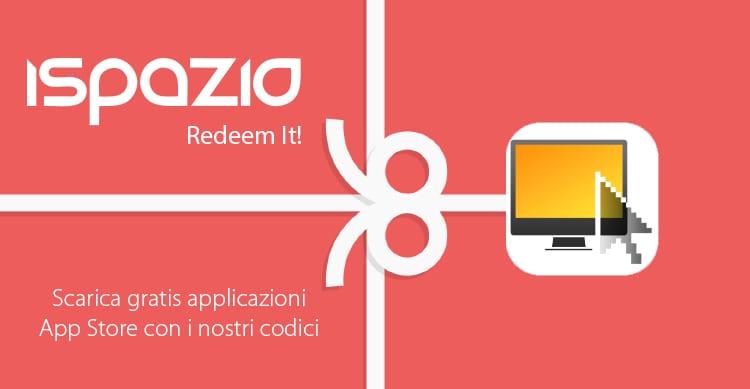iSpazio Redeem It! – Vinci 5 copie dell'applicazione Mouse Hider (per Mac)