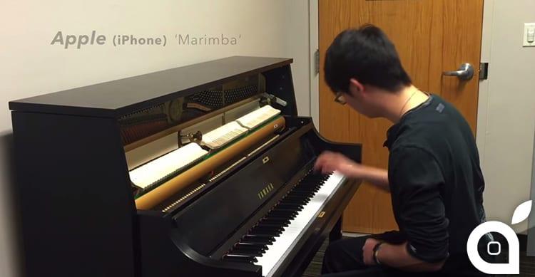 suonerie al piano