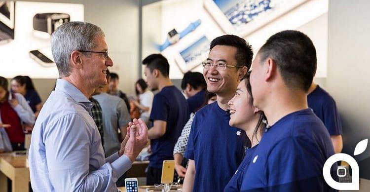 """Apple in risposta a Trump: """"Dal 2007 abbiamo creato 2 milioni di posti di lavoro negli USA"""""""