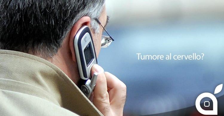 tumore al cercello cellulari