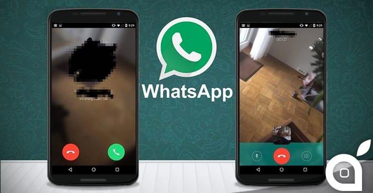 whatsapp videocall