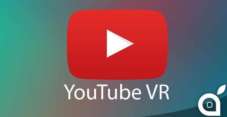 Svelata la prima immagine dell'app YouTube VR di Google