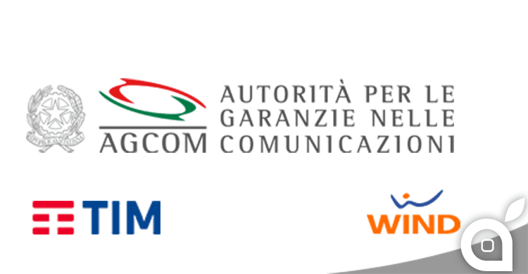AGCOM Tim e Wind
