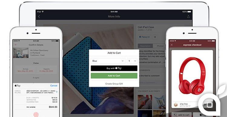 In arrivo Apple Pay Web, il futuro concorrente di Paypal | Rumor