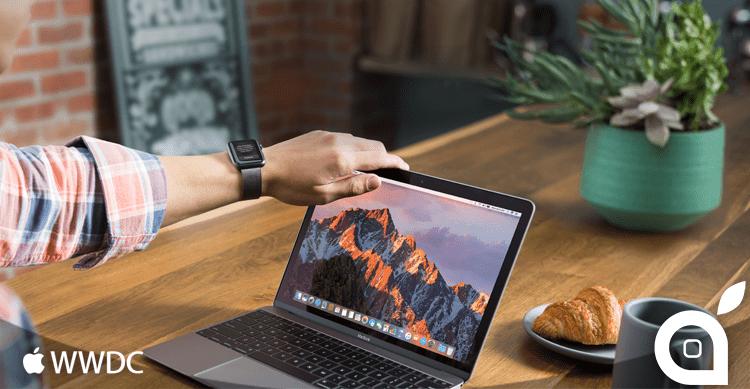 WWDC 2016: Apple presenta macOS Sierra