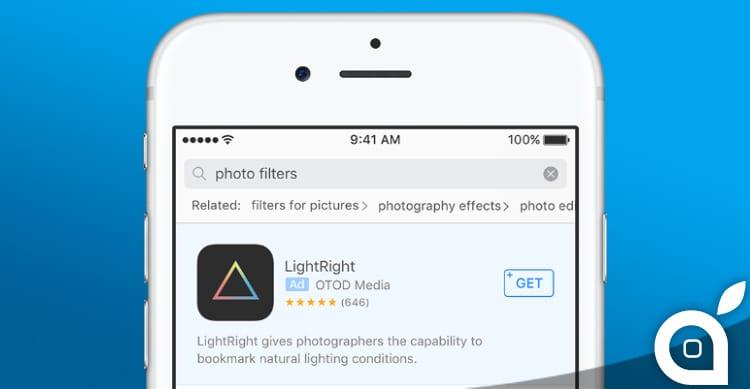 Il nuovo App Store con le Search Ads è ufficiale: Ecco le 3 novità presenti su iOS 10, svelate in Anteprima