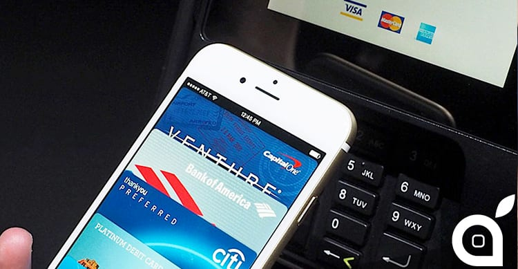 Apple Pay può essere utilizzato anche presso gli ATM di Bank of America per prelevare in contanti!