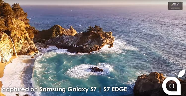 """Samsung si ispira alla campagna pubblicitaria """"Shot on iPhone"""" di Apple per i suoi nuovi spot [Video]"""