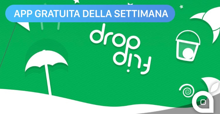 Apple regala Drop Flip con l'App della Settimana. Approfittatene ora risparmiando 1,99€! [Video]