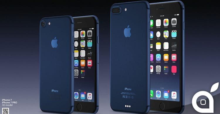 iPhone 7 Deep Blue