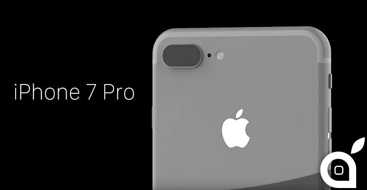 Ecco un nuovo concept dedicato all'iPhone 7 Pro con doppia fotocamera [Video]