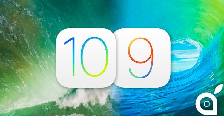 ios 10 ios 9