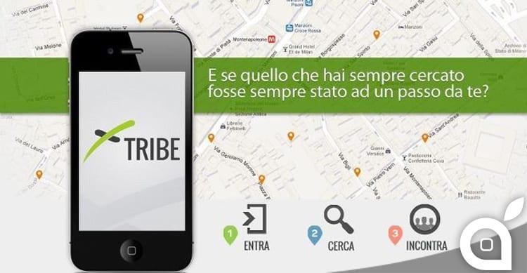 Con l'applicazione Xtribe possiamo mettere in vendita i nostri oggetti oppure acquistare quelli in vendita nelle vicinanze