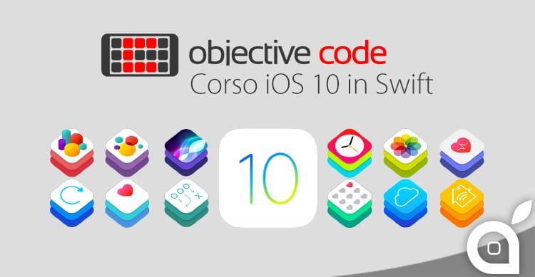 objective code ios 10