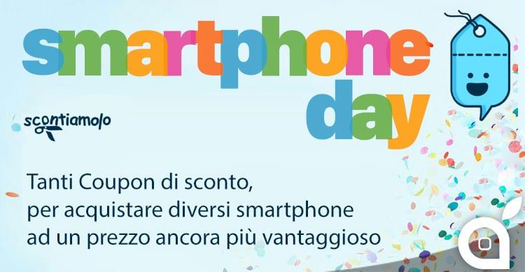 SMARTPHONE DAY, il primo evento targato Scontiamolo.com per risparmiare sugli smartphone