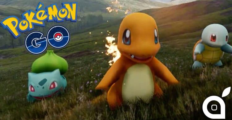 Pokémon GO: presto potremo scambiare i Pokémon con i nostri amici