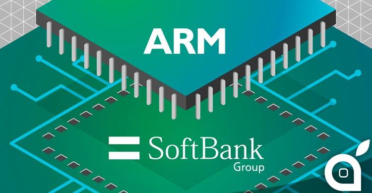 SoftBank acquista ARM, base dei processori Apple, per 29 miliardi di euro