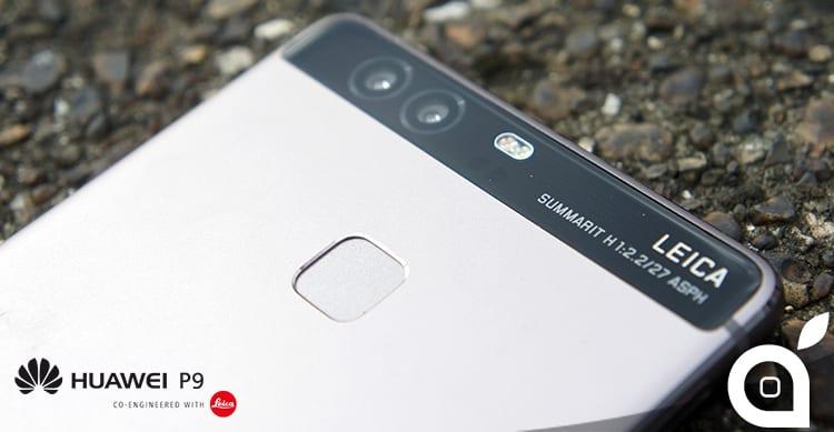 Huawei pubblicizza la fotocamera a doppia lente del P9 con una foto scattata con una DSLR da 4,500$!