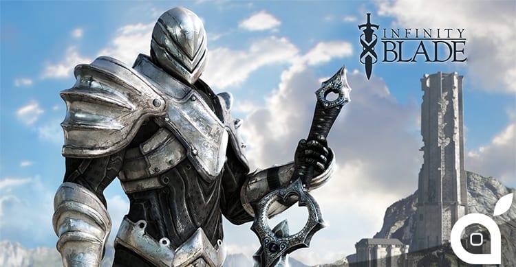 Infinity Blade: solo per oggi è GRATIS l'intera trologia, risparmiando 20€. Approfittatene!