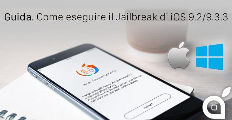 Guida: come eseguire il Jailbreak di iOS 9.2/9.3.3 con Pangu su iPhone, iPod e iPad | Mac – Windows – Linux [Nuova Guida]