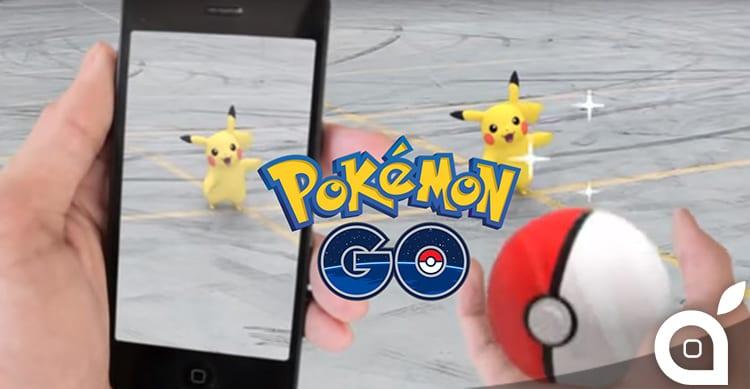 Con il successo di Pokémon GO il valore di mercato di Nintendo è aumentato di 7.5 milioni di dollari