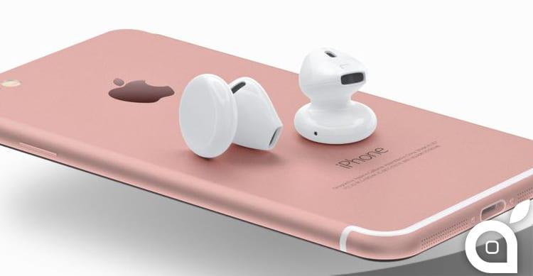 """La scatola """"leaked"""" dell'iPhone 7 Plus suggerisce la presenza di cuffie AirPods incluse in confezione"""