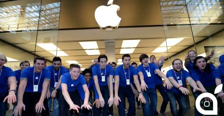 Apple: nuove posizioni lavorative per gli store e nuovo credo per i dipendenti