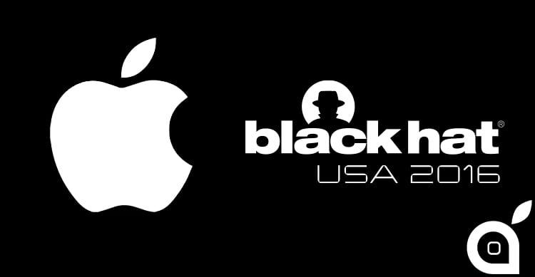 Apple alla Black Hat Conference, disponibile il video integrale della presentazione