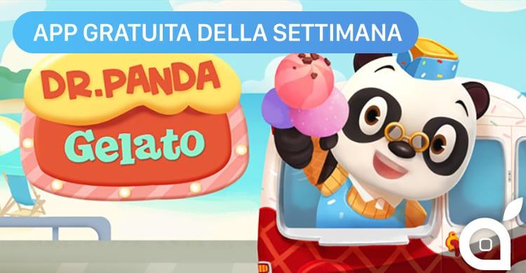 Apple regala Il Gelato del Dr. Panda con l'App della Settimana. Approfittatene ora e risparmiate 1,99€! [Video]
