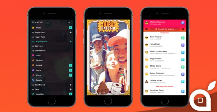 Facebook presenta Lifestage, un social network esclusivo per teenager
