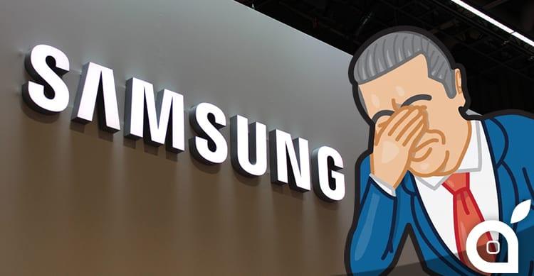 Samsung, cosa combini? Il colosso tech utilizza le immagini di Apple Watch nel suo ultimo brevetto