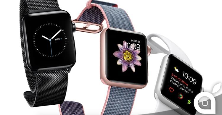 Apple Watch Series 2: ecco i prezzi e disponibilità di tutti i modelli in Italia