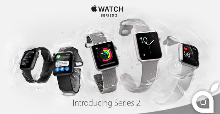 Apple Watch Series 2: ecco tutte le novità del nuovo smartwatch Apple! [Video]