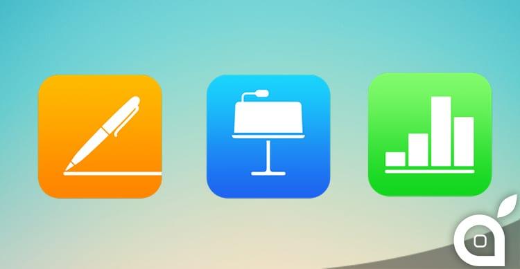 Apple aggiorna la suite iWork con la collaborazione in tempo reale