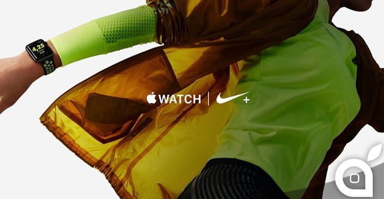 Apple Watch Nike+, lo smartwatch nato dalla collaborazione tra Apple e Nike per gli sportivi