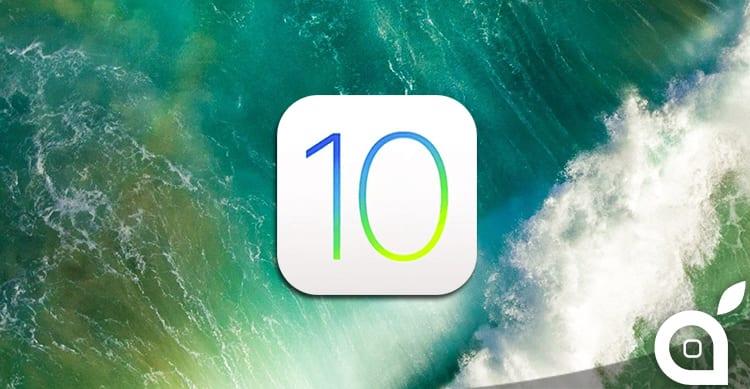 A che ora sarà disponibile iOS 10?