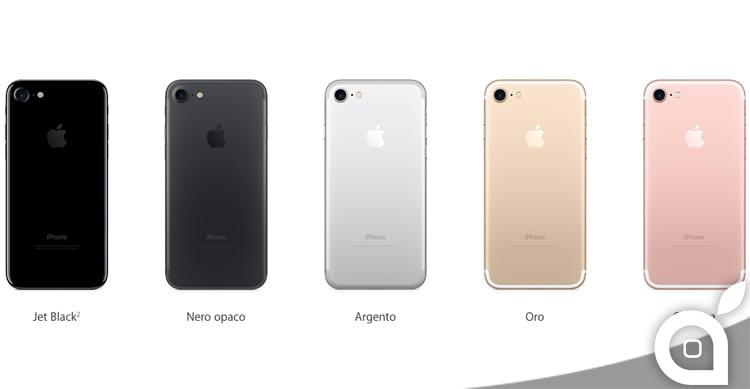 iPhone 7 e iPhone 7 Plus: scegli il taglio di memoria più adatto alle tue esigenze | Guida