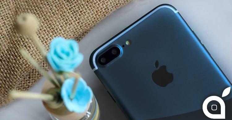 Molti iPhone 7 Plus ordinati online con consegna a domicilio arriveranno con un anticipo di 7-10 giorni