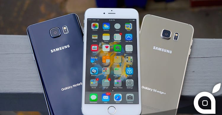 7 motivi per i quali l'iPhone 7 batte qualsiasi smartphone Samsung