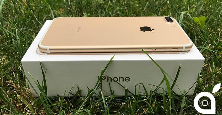 iPhone 7 ed iPhone 7 Plus: La galleria fotografica di iSpazio in Alta Qualità