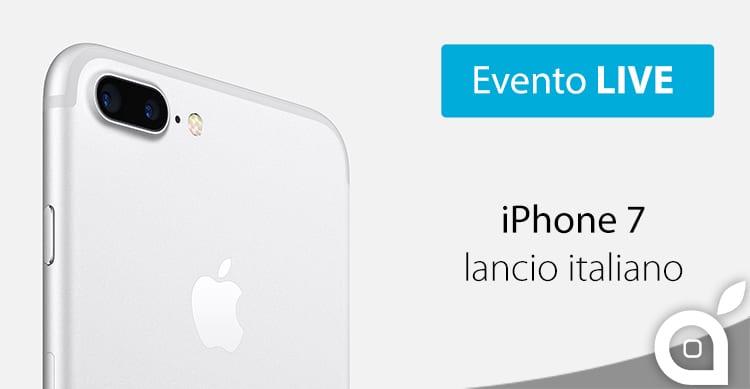iPhone 7: su iSpazio il Day One italiano documentato in diretta [LIVE POST]