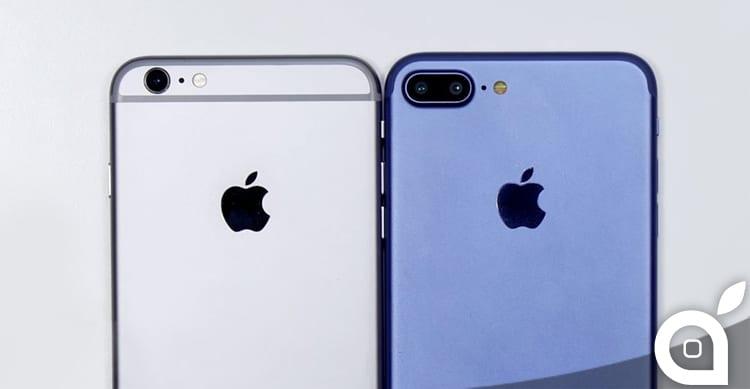 iPhone 7/7 Plus secondo KGI: nuovo chip A10 da 2.4 GHz, certificazione IPX7, nuova colorazione nera ed altro ancora