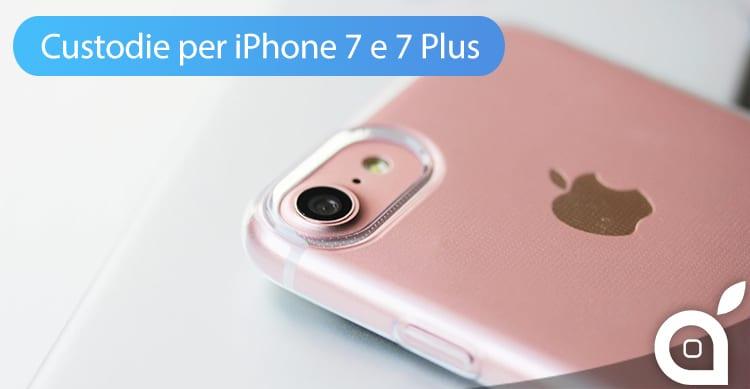 iPhone 7: Le migliori custodie disponibili con Coupon di sconto per gli utenti iSpazio
