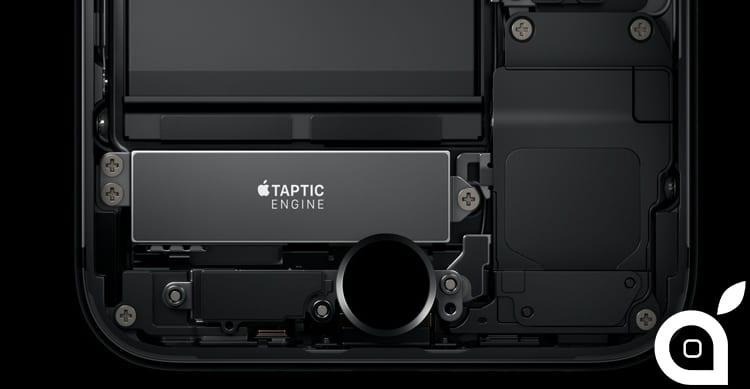 Apple rinnova il tasto Home con iPhone 7 e iPhone 7 Plus