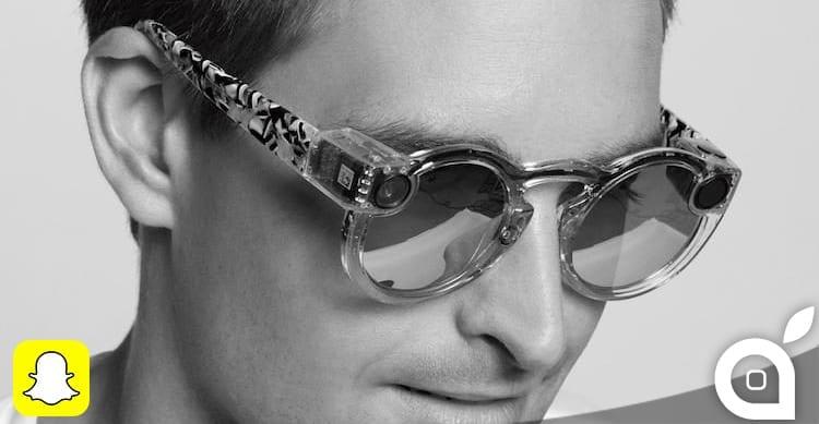 Snapchat presenta gli Spectacles, occhiali da sole per registrare video da 10 secondi!