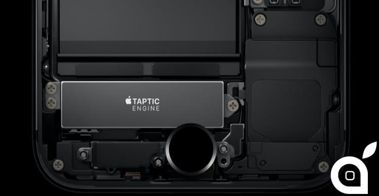 iPhone 7: il tasto Home funziona solo se entra in contatto con la pelle