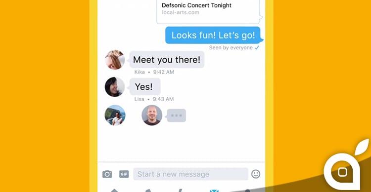 Twitter rivoluziona i Messaggi Privati: adesso sono simili ai client di messaggistica immediata [Video]