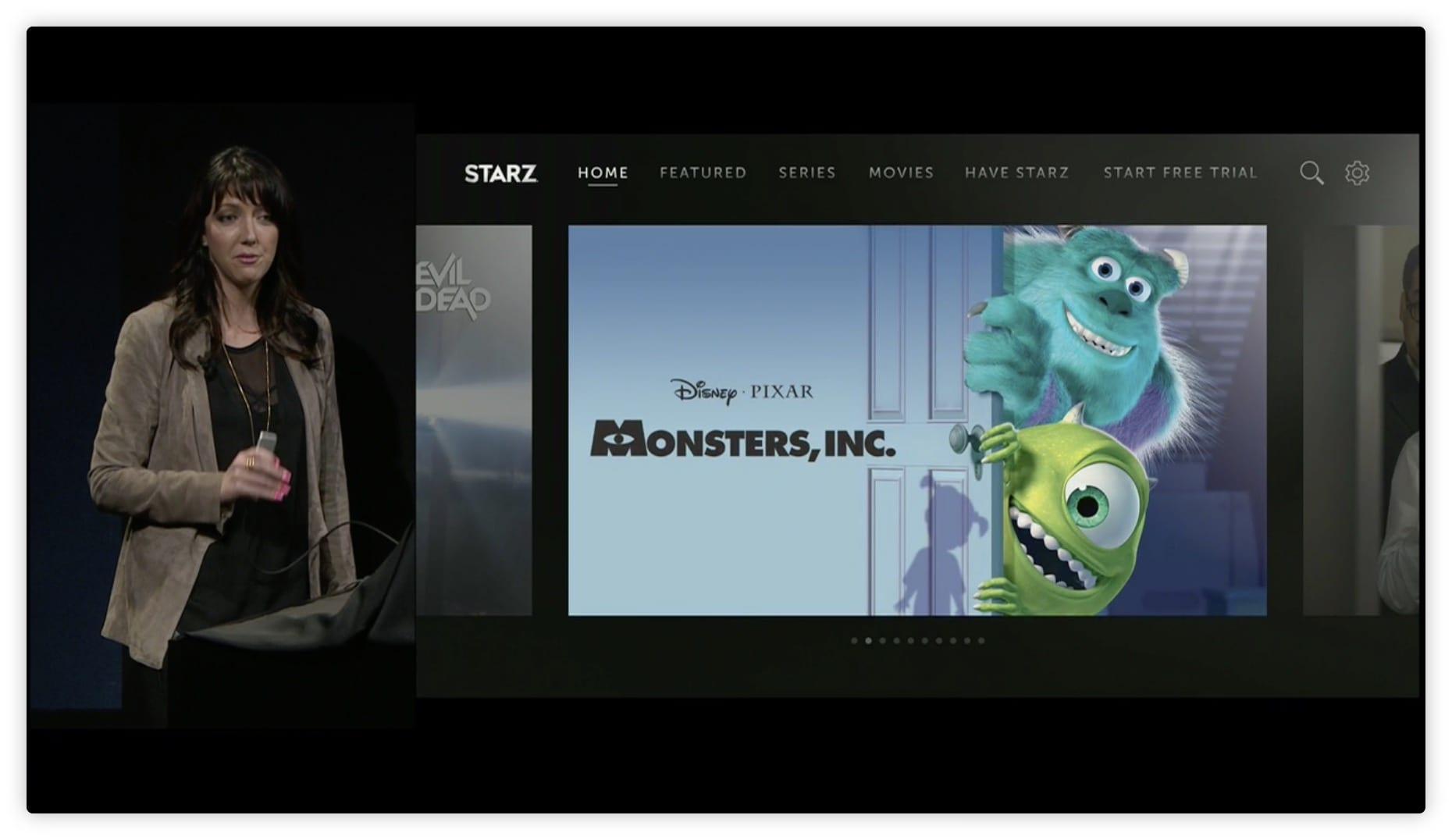 Apple lancia app TV per Apple TV, iPhone e iPad