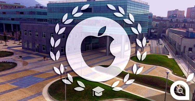 Cosa insegnerà l'accademia Apple di Napoli a 100 studenti